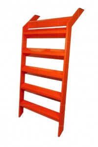 Step ladder from 5 to 8 steps